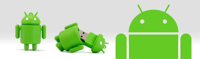 custom android flash drive