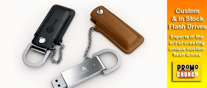 Custom Leather USB