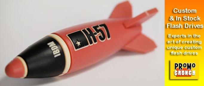 custom rocket