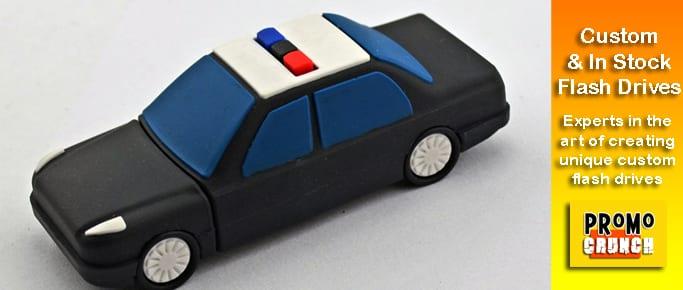 Police Car USB
