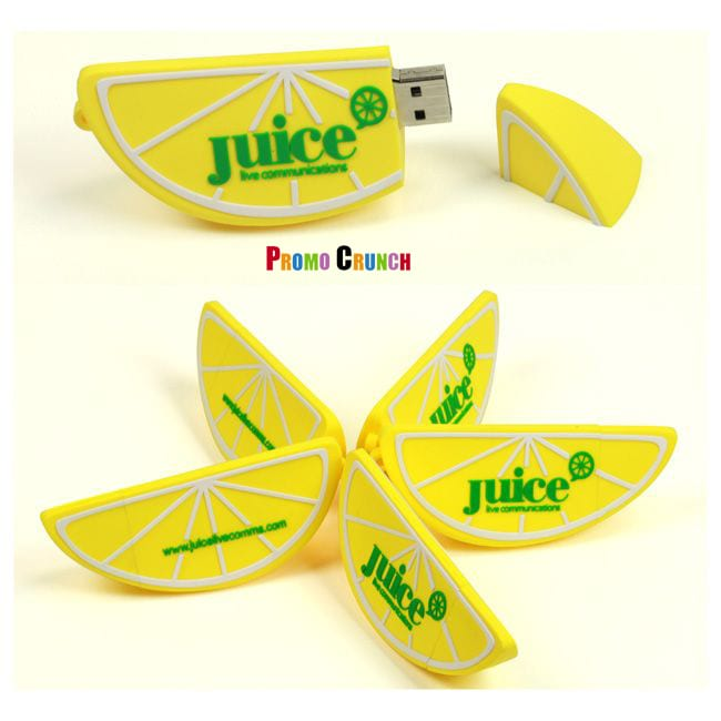 lemon slice USB