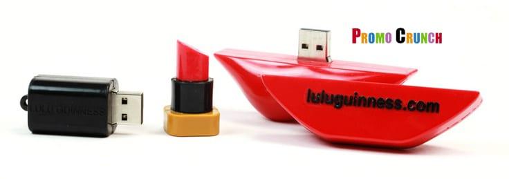 Lipstick USB Drive