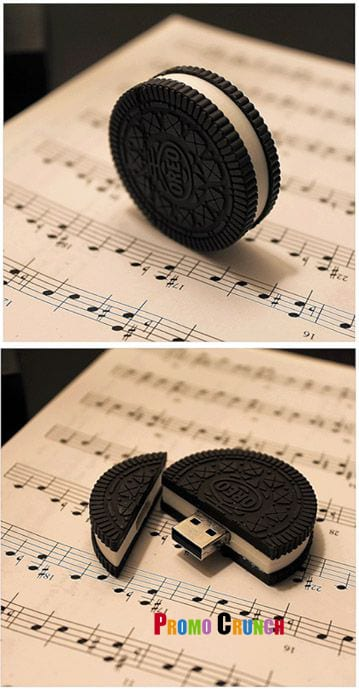 Oreo Cookie shaped USB