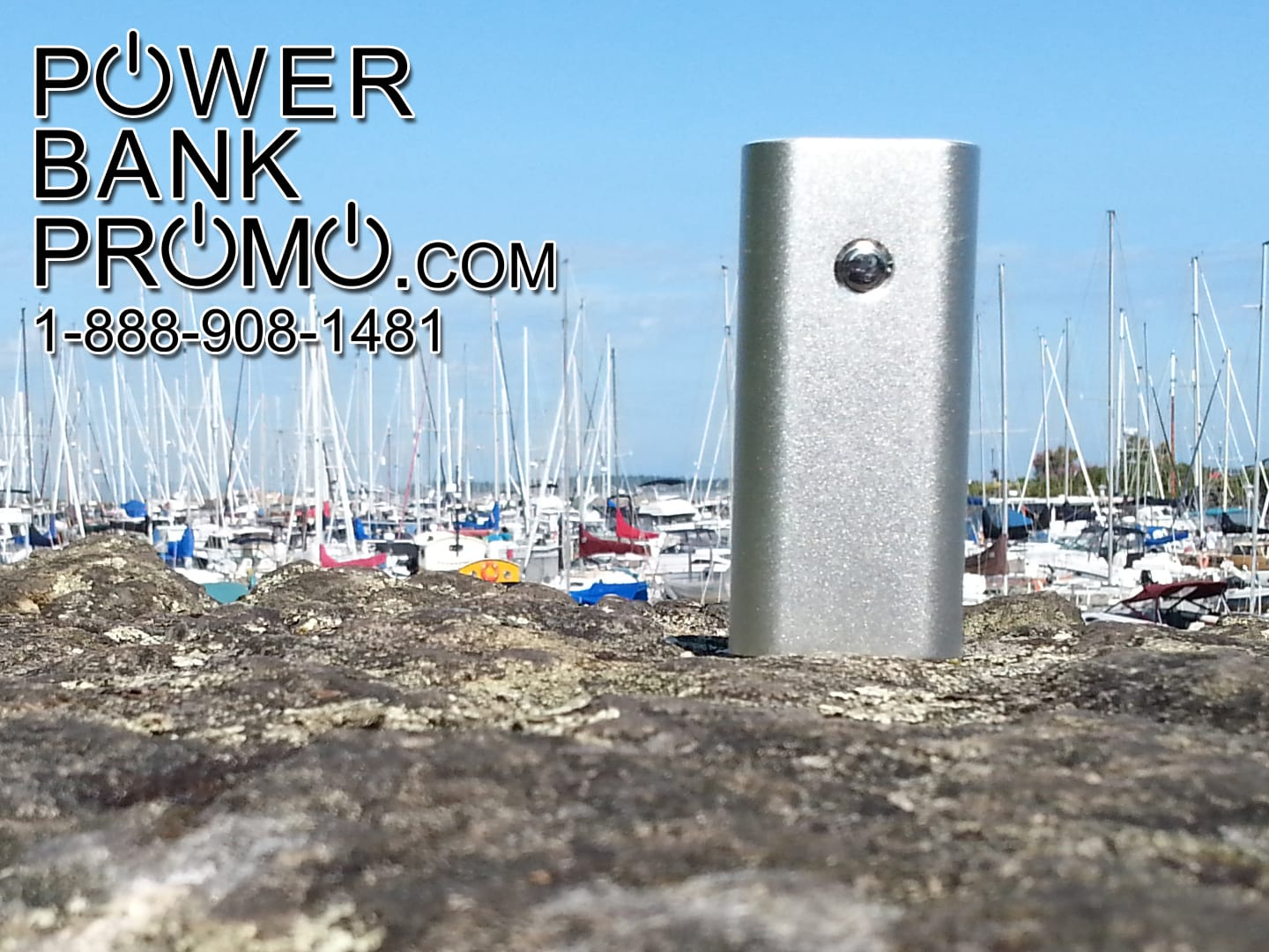 Power Banks for your logo