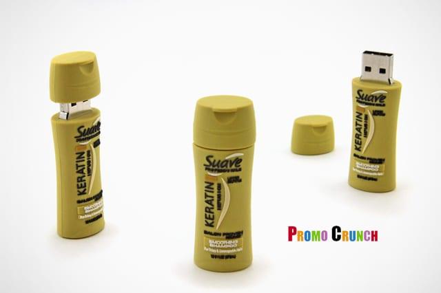 shampoo bottle USB