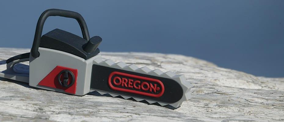 Chainsaw custom flash drive