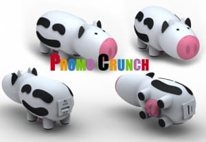 Cow shaped Power Bank
