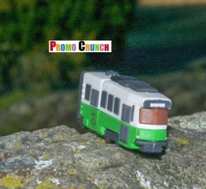 Boston Train and Trolley Custom Flash Drive