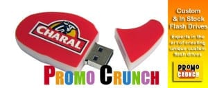 custom molded usb flash drives made from PVC and rubber. Great details