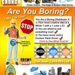 marketing flyer custom usb pvc rubber flash drives