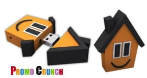3 D custom usb flash drives for marketing, b2b, event and business are the specialty of promo crunch. We specialize in flash drives for business marketing.