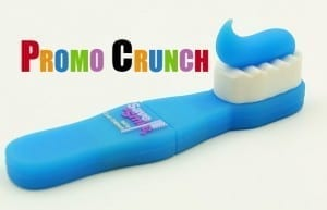 toothbrush shaped USB Flash Drive