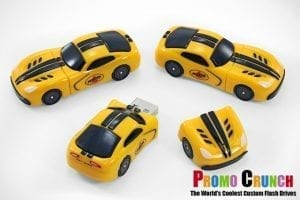 car custom shaped USB flash drive for marketing and promotion
