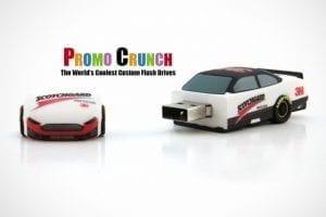 custom molded USB flash drive for promo and marketing