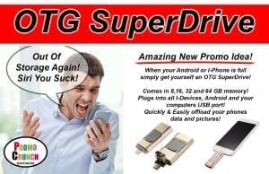 OTG SuperDrive Memory USB Flash Drive