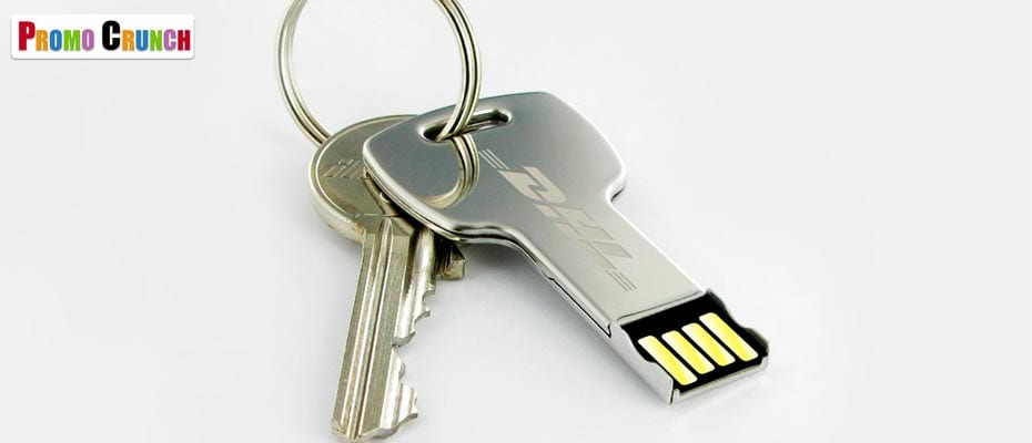 Promotional flash drives for your logo