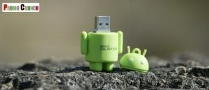 custom android robot shaped usb flash drive