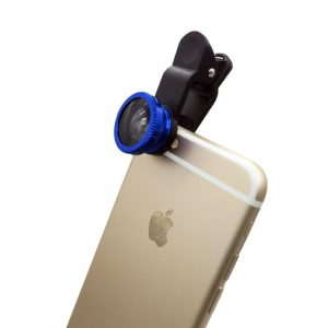 3 in 1 lens for smartphone and i-phone. Promotional product