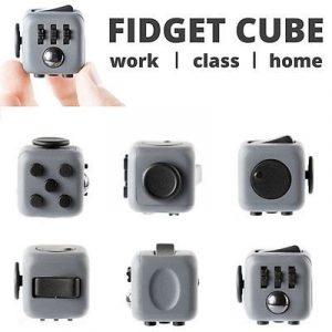 fidget cube fidget stress reliever promotional product