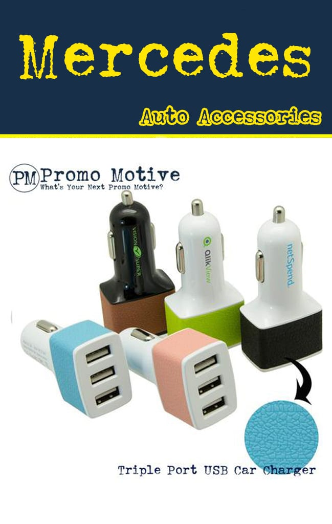 Dual port USB cigarette car lighter promotional product great for b2b