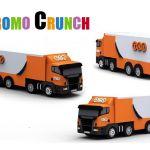 truck shaped custom pvc power bank for promo