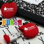 custom usb pvc rubber flash drives