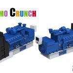 diesel generator world's best custom molded power bank portable battery charger