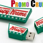 krispy kreme custom usb custom pvc power banks for marketing and promotional