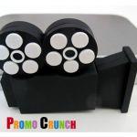 custom usb custom pvc power banks for marketing and promotional
