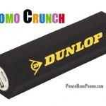 dunlop world's best custom molded power bank portable battery charger