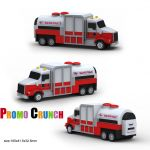sanitation truck world's best custom molded power bank portable battery charger