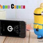 minion world's best custom molded power bank portable battery charger