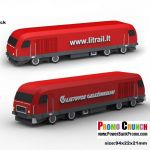 train custom pvc power bank for promo