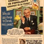 vintage cigarette ads and marketing