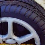 tire_Custom_Rubber_USB_Flash_Drives
