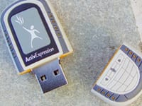 custom shaped cell phone uSB