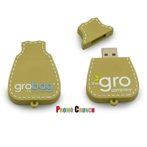 Bag shaped USB