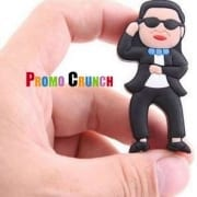 """Gangam style USB Flash Drive. Promo Crunch. Home to the """"World's Coolest Custom 3D Flash Drives"""". Turn your logo, idea or product into a 3D custom shaped USB flash drive."""