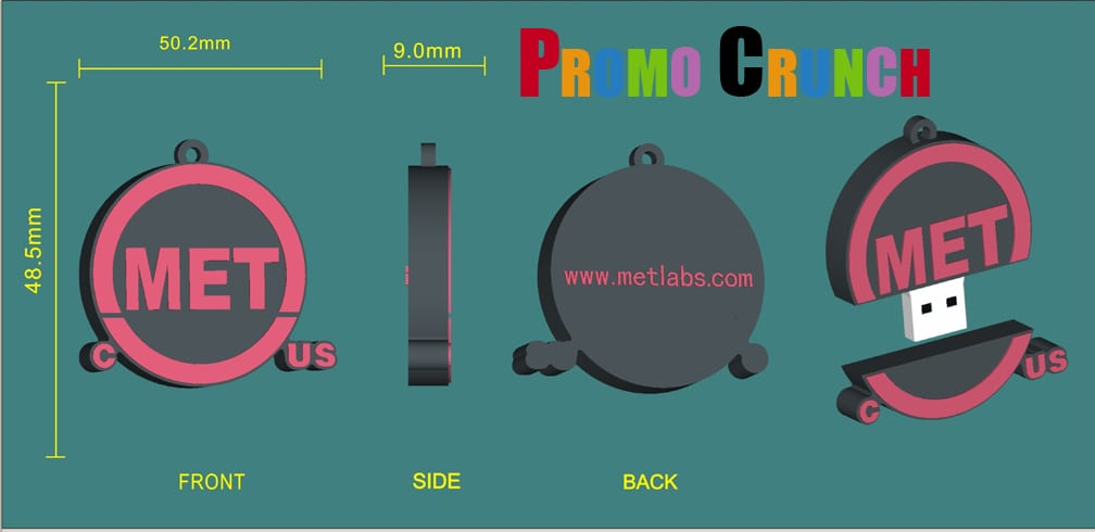 Custom shaped usb flash drives for promotions