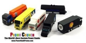 PVC and rubber custom shaped and molded power bank portable battery charger. Great for marketing and advertising. Corporate, b2b, promotional products. The perfect logo promotion.