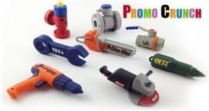 power tools custom usb custom pvc power banks for marketing and promotional