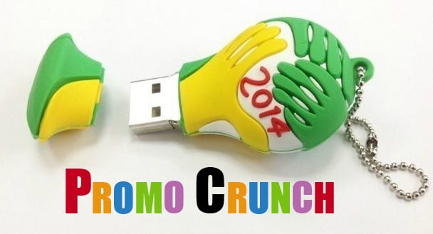 world cup custom usb pvc rubber flash drives