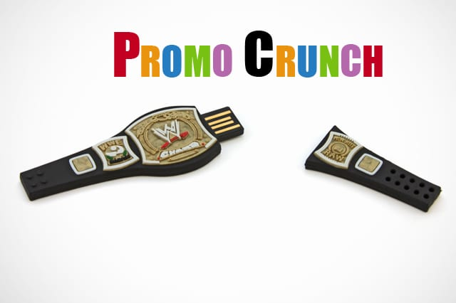 wrestling belt custom usb pvc rubber flash drives