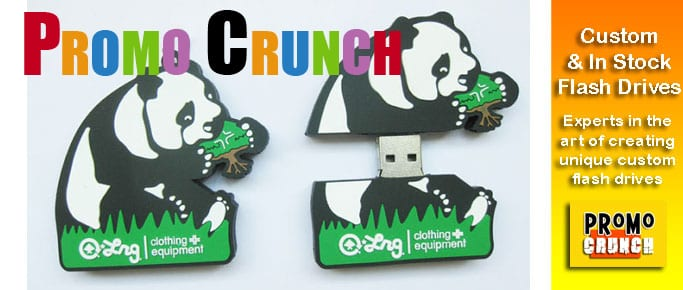 lrg custom usb pvc rubber flash drives