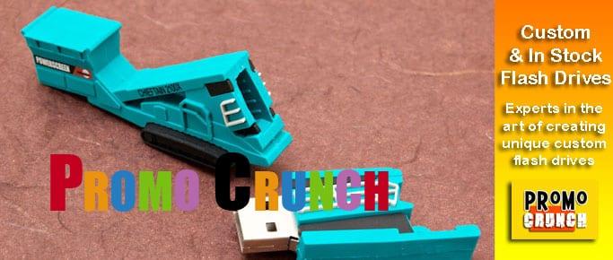 power screen custom usb pvc rubber flash drives