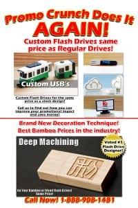 marketing custom usb flash drives