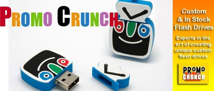 tivo custom usb pvc rubber flash drives