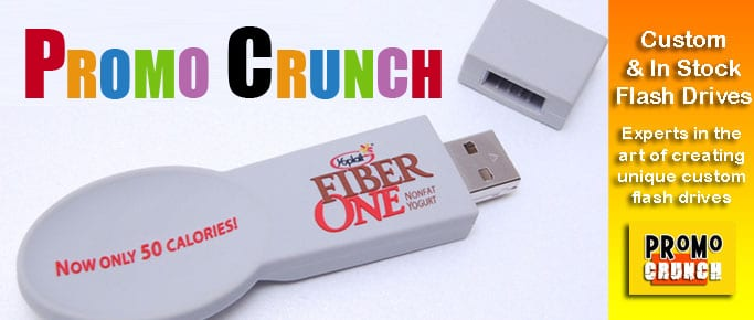 spoon shape custom usb pvc rubber flash drives