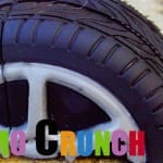 tire custom usb pvc rubber flash drives