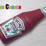 ketchup bottle custom usb pvc rubber flash drives